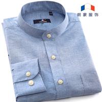 8 Colors Mens Fashion Casual Dress Long-sleeved Shirt High Quality Brand Luxury Men's Slim Fit Boss Shirts Blouse White Man