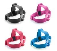 Diving Headband Strap GOPRO Host Headband Diving Wearing Colored Headband For GOPRO Hero3 + 3 2 Gopro Accessories