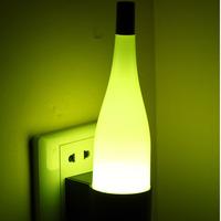 Silver high quality product led light control light energy saving lamp induction lamp luminous lamp eye-lantern bedside wall