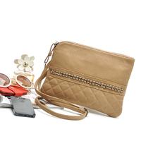 2014 khaki fashion bag small messenger bag vintage street style bag women's cross-body handbag party bags