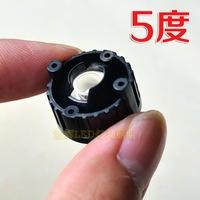 5 densing lens high power led lighting beads condenser lens black 2 foot mount condenser lens