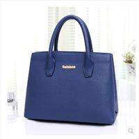 Big bags 2014 autumn brief fashion women's handbag women's handbag large capacity bag shoulder bag