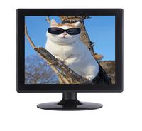 15 lcd monitor display hd monitor display belt for hd mi vga interface