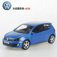 Gti alloy car model WARRIOR open the door cars toy car