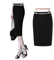2014 New Autumn Fashion Women long Pencil Skirt Elegant Lady's OL Career Skirt ,Formal Skirt  saias femininas 28
