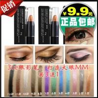 Pearl pen brighten eyes multi-color eye shadow pen eye shadow stick mooren pen hihglights