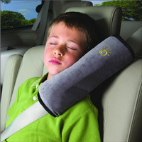 Free shipping High quality Children Car seat belts pillow Child Protect shoulder Protection cushion bedding