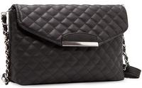 Elegant Mango high quality leather crossbody handbags Spain Plaid brand designer shoulder bags clutches SB2605