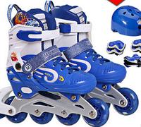 A full skate kids / adjustable flash skating shoes / skate shoes