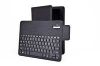"""2 IN 1 Wireless Bluetooth Silicone Keyboard  AND Folding PU Leather Cover Case  For Samsung Galaxy Tab 3 Tab3 10.1"""" P5200"""
