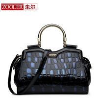 Women's handbag fashion stone pattern embossed shoulder bag female 2014 bags