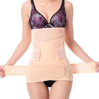 Postpartum abdomen belt drawing piece set maternity disembowelment body shaping eutocia praedial supplies tiebelt staylace