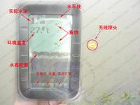 Free Shipping Ultrasonic portable wireless fish finder fishing tackle sonar fish finder