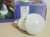Specials led intelligent emergency lighting super bright energy saving bulb e27 screw bulb 5W 7W9W12W15W 2PCS / LOTS