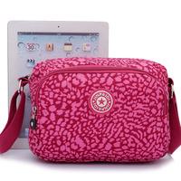 Women's handbag 2014 trend shoulder bag light nylon cloth oxford fabric messenger bag small bags multi-colored