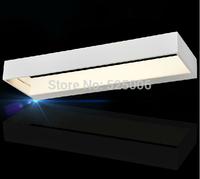40cm led wall lamp lighting aluminum 20cm 5050 chip Lens headlight bedroom lights 220V warm white lamps 6w 12w free shipping