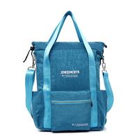 Women's handbag 2014 autumn and winter multifunctional backpack one shoulder messenger bag handbag light nylon oxford fabric bag