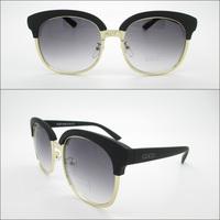 2014 male women's general glasses trend anti-uv sunglasses personalized sunglasses 4110