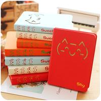 Korean Stationery Notebook Sketchbook Notebooks
