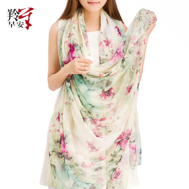 New Arrival! Free Shipping Fashion Grid Designer British Plaid Chiffon Scarf Women Luxury Brand Stole Shawl Female Wrap Scraf(China (Mainland))