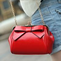 2014 vintage chain bag fashion cross-body shoulder bag candy color women's handbag small bag women's bags