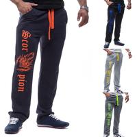 Top Fashion 2014 men pant outdoors sweatpants sport  joggers casual  jogging hip hop cargo trousers bandana thermal sarouel