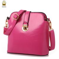 Women's handbag women's handbag 2014 female messenger bag fashion letter candy color bag