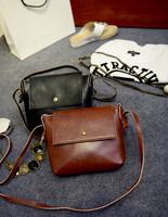 2014 vintage fashion one shoulder cross-body women's handbag all-match small bag women's cross-body handbag