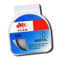 YUER 49mm 52mm 55mm 58mm SLR Camera UV Filter UV Lens Filter Lens protection filter