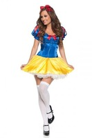 Girls hen party costumes  party dress  New year dress