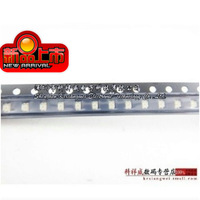 Free Shipping SMD LED light emitting diode 0805 red  new highlight(100pcs)