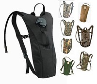 Tpu liner 3l water bag ride outdoor sports folding water bottle super water