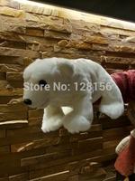 Australia flat frie for nds polar bear puppet The original single FLAT Australian FRIENDS polar bear hand puppets
