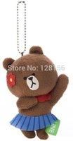 T-arts line The original T - Japan ARTS line brown bear hula widgets