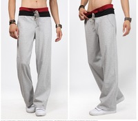 Hot spring autumn sport pants for men casual men's pants