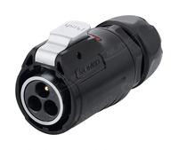 Motor laser light lp24 xlr lock aviation plug socket 3 core ip67