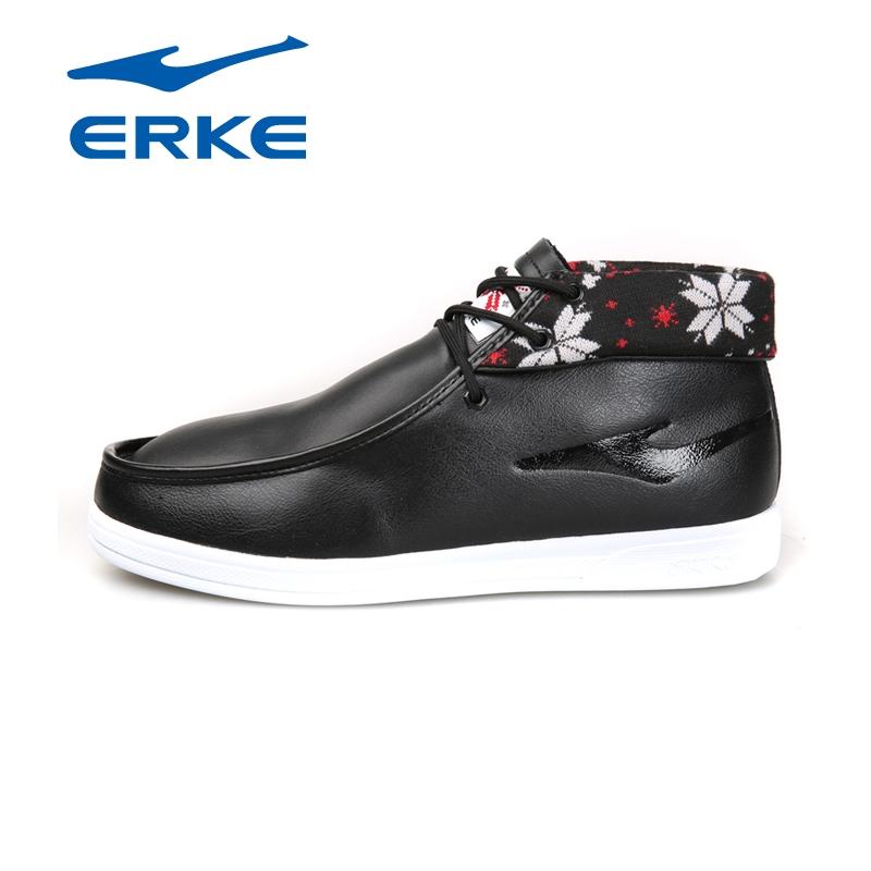 Hongxingerke мужчины в erke скейтбординг обувь спорт обувь свободного покроя мужчины в m