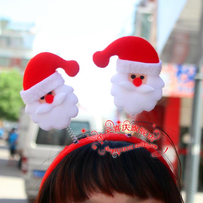 aro cabelo adereços servir _ natal suprimentos cabeça botão _ a banda cabeça chifres __ fabricante atacado para comprar...(China (Mainland))