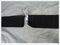 Lambeth green electric heating belt electric heating kneepad carbon fiber heating element electric heating cloth usb muffler