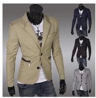 Free Shipping Hot Sale New Brand Blazer Jazket Coat Leisure Slim Fit Stylish Blazers For Men Blazer Suit Men High Quality