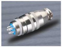 Aviation plug xs16-2 core 4 core 7 core round plug trepanned 16mm