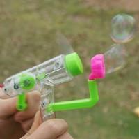 Hand bubble fan electric fan hand mini fan bubble gun
