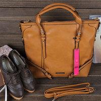 Motorcycle bag fashion buckle casual bag messenger bag handbag