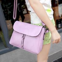 2014 women's fashion handbag candy color shoulder bag cross-body bag small