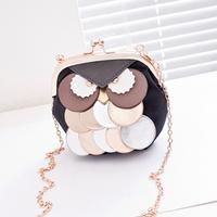 2014 mini chain bag owl messenger bag