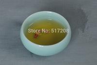 2pcs Chinese ceramic tea set longquan celadon tea cup marked handmade fish teacup porcelain blue cup 60ml pottery cup tea brew