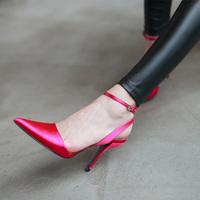 New 2015 Women's High Heels Shoes Woman Pigalle Fashion Shoes Women Pumps Wedding Shoes