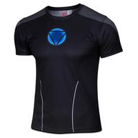 Iron Man MARK 2014 summer fashion mens brand novelty tee t-shirts male short sleeve man casual Jersey clothes plus size XXXXL