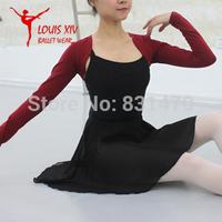 Good quality cotton lycra shoulder warmer women girl ballet dance sweater S/M/L free shipping