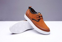New arrival cowhide genuine leather men shoes big size EU 38-47 by factory